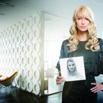 Problem: Feines Haarn besonders in den Spitzen Lösung: Micro-Line, Quikkies